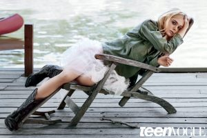 Elle Fanning Covers Teen Vogue & Talks Playing a Trans Teen