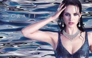 Emily DiDonato Shines in Graff Diamonds Campaign