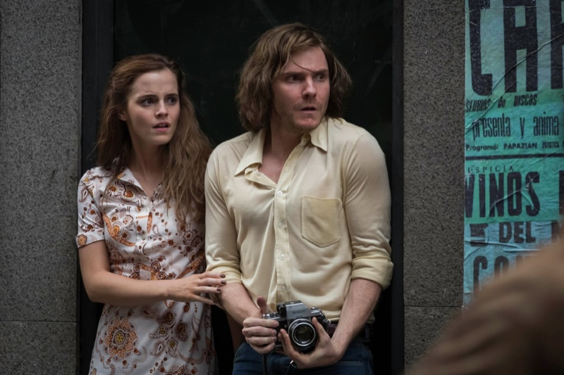 Emma Watson's 'Colonia' Gets New Trailer + Poster