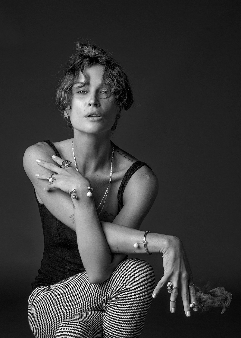 Erin Wasson for WASSON Jewelry