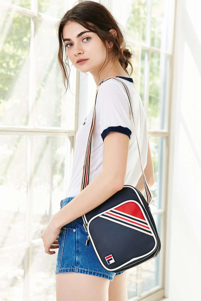 3f32a3c831bc FILA x Urban Outfitters Shoulder Bag available for  42.00