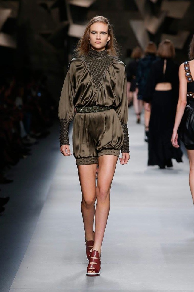 A look from Fendi's spring-summer 2016 collection