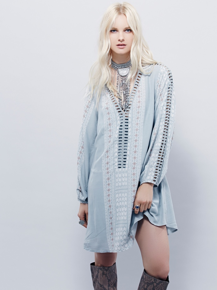 Free People Melrose Mini Dress available for $128.00