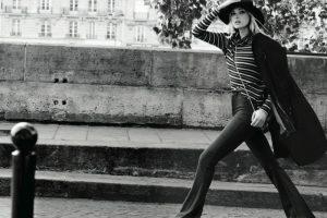Elsa Hosk, Martha Hunt + Emily DiDonato Have a Parisian Holiday