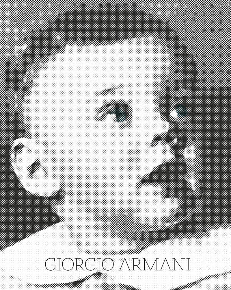 Giorgio Armani Book Cover Revealed