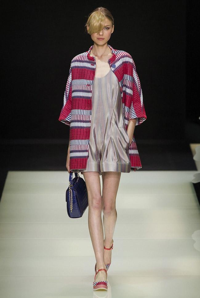 Giorgio Armani Spring 2016 - Milan Fashion Week