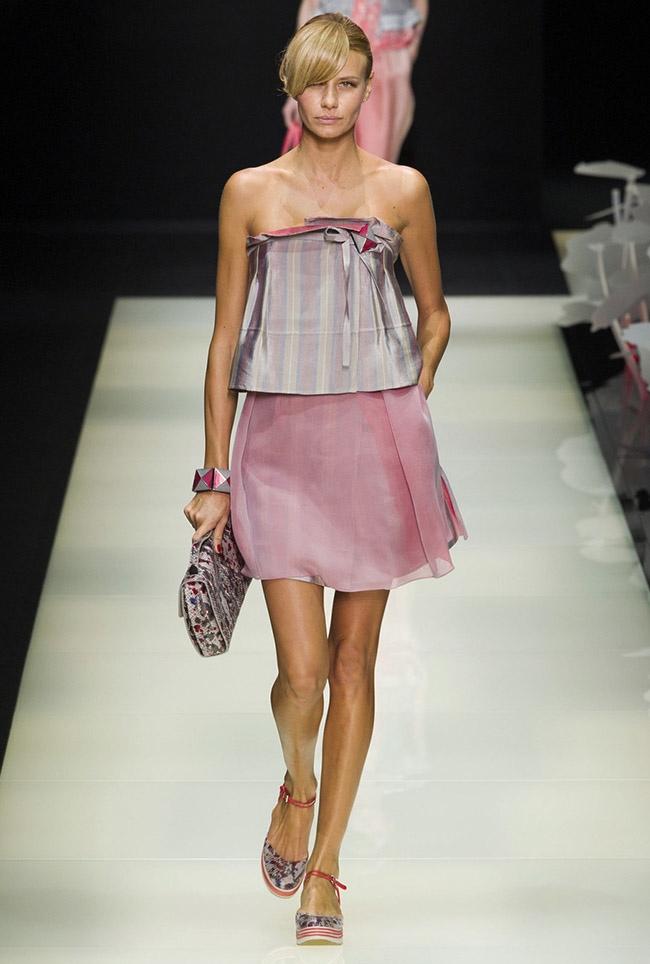 Giorgio Armani Spring 2016 | Milan Fashion Week