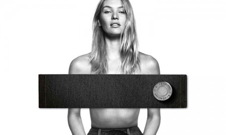 Candice Swanepoel stars in Givenchy Jeans campaign
