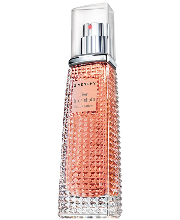 Givenchy Live Irrésistible fragrance available for $68.00 - $99.00 at Macy's