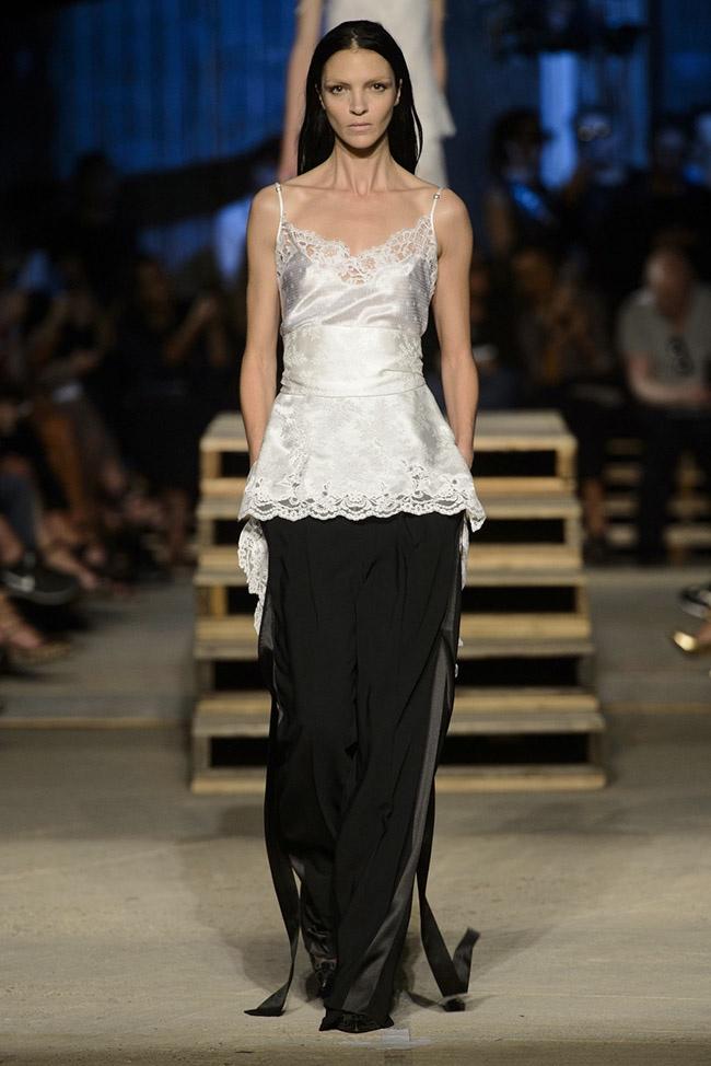 Givenchy Spring 2016 | New York Fashion Week