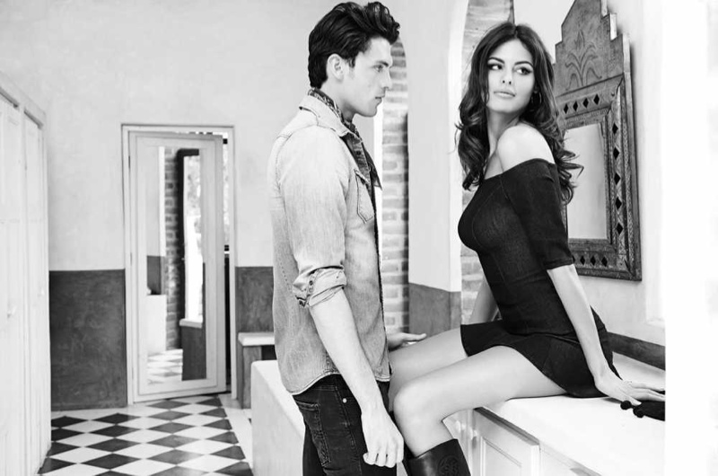 Guess Launches Sensual Fall 2015 Campaign