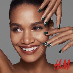 Arlenis Sosa + Hana Jirickova Stun for H&M Beauty