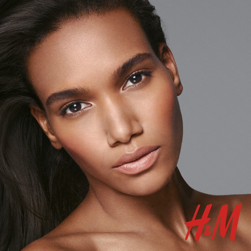 H&M's Fall 2015 Beauty Look