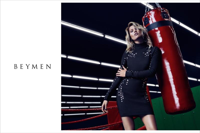 Hana Jirickova stars in Beymen's fall-winter 2015 campaign