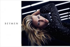 Hana Jirickova Hits the Gym for Beymen Fall 2015 Campaign