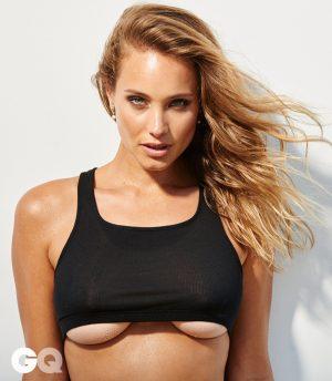 Hannah Davis is Smokin' Hot in GQ Mexico Feature