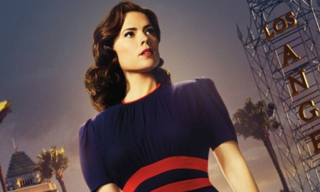 Season 2 of Marvel's 'Agent Carter' gets promotional posters starring the show's lead Hayley Atwell. Look out for the second season in 2016 on ABC.