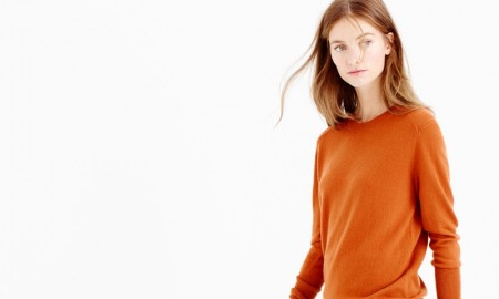 J. Crew Collection Relaxed Pull Over Cashmere Sweater