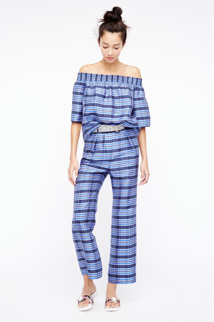 J. Crew Spring 2016   New York Fashion Week
