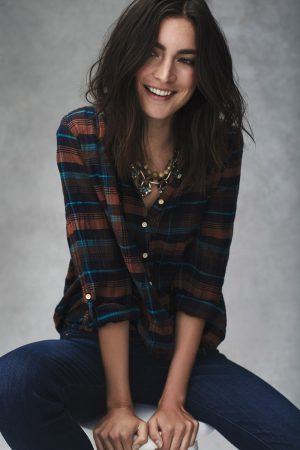 Jacquelyn Jablonski is a Woman of Character for Anthropologie