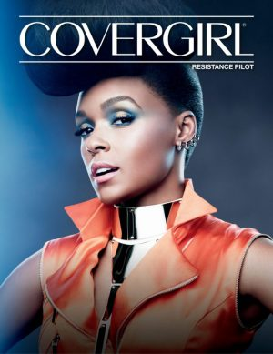 Janelle Monae Stars in CoverGirl x Star Wars Campaign