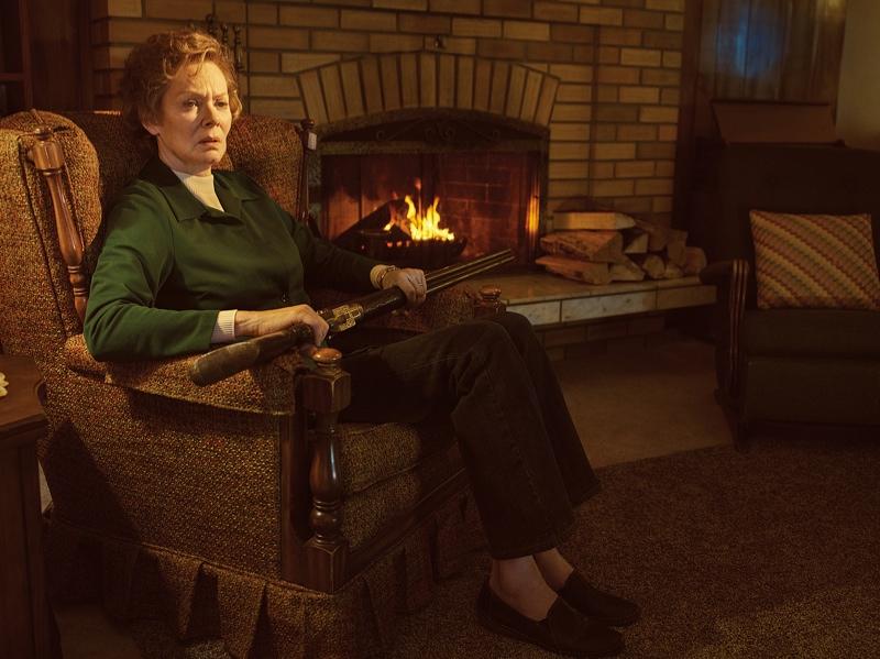 Jean Smart in Fargo season 2 promotional image. Photo: FX