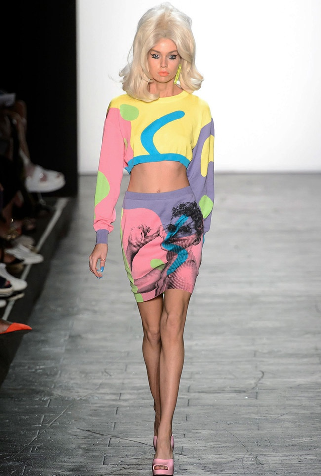 Jeremy Scott Spring 2016 | New York Fashion Week