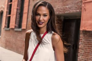 Joan Smalls Collaborates with Estee Lauder on Matte Lipstick Collection