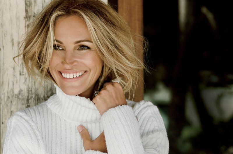 Julia Roberts is a Natural Beauty for Allure