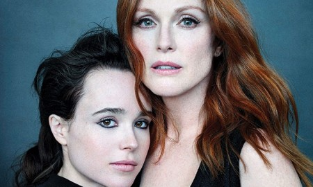 Julianne and Ellen co-star in the new movie Freeheld
