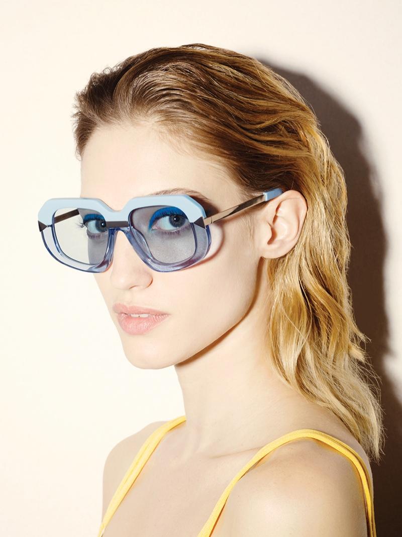 Eyewear designer Karen Walker launches her resort 2015 collection
