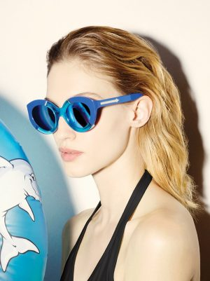 Karen Walker Goes Poolside for New Eyewear Collection