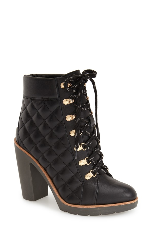 Kate Spade New York Quilted Bootie available for $398.00