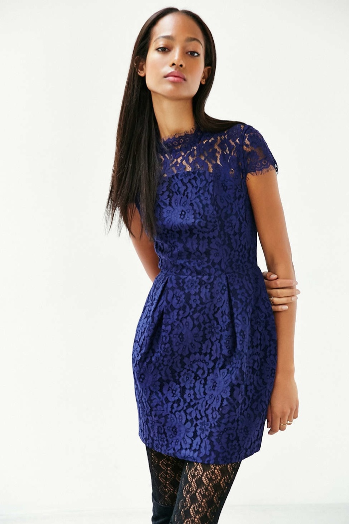 Keepsake Lace Overlay Dress available for $180.00