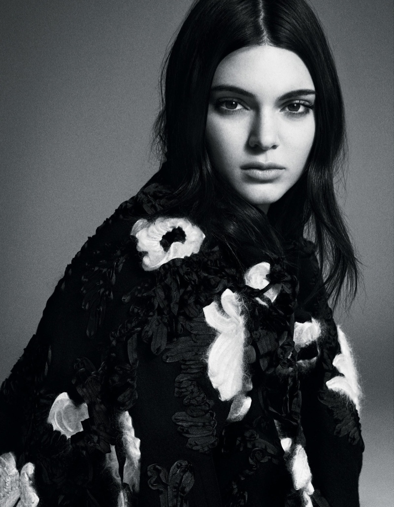 Kendall Jenner stars in Vogue Japan's November issue