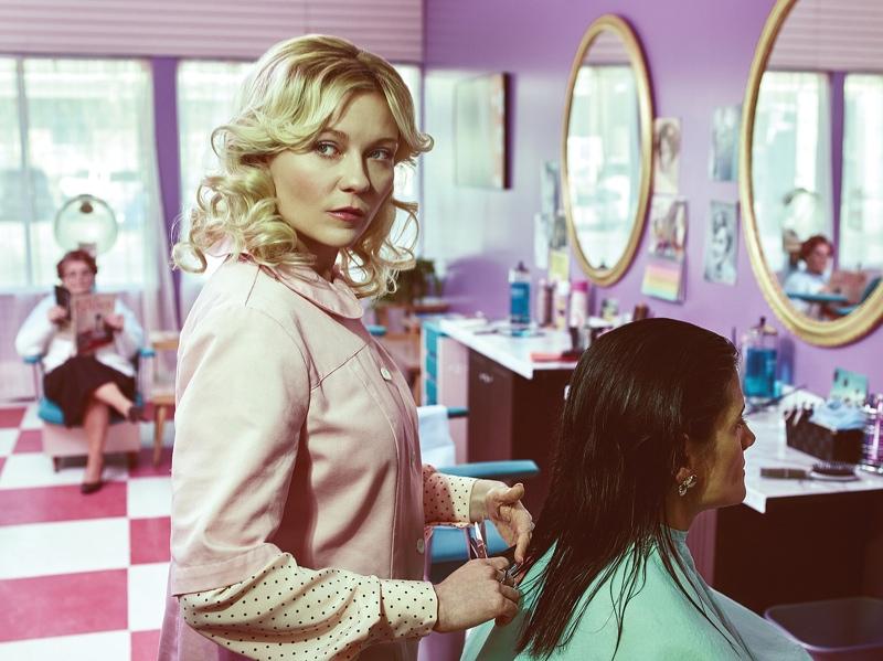 Kirsten Dunst in Fargo season 2 promotional image. Photo: FX