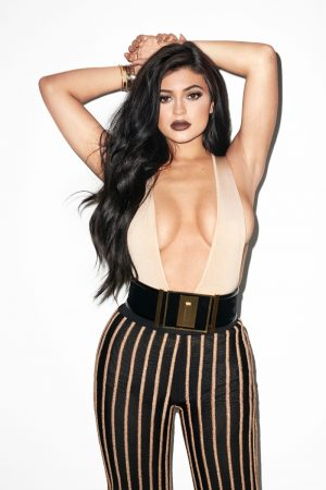 Kylie Jenner Stars in Galore, Wishes She Could Be 17 Forever