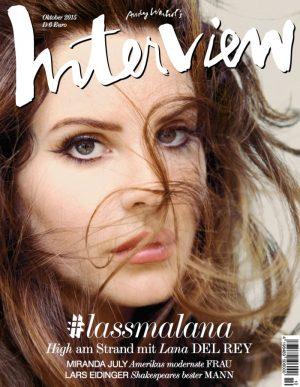Lana Del Rey, Kate Mara + Amanda Murphy Land Interview Germany Covers