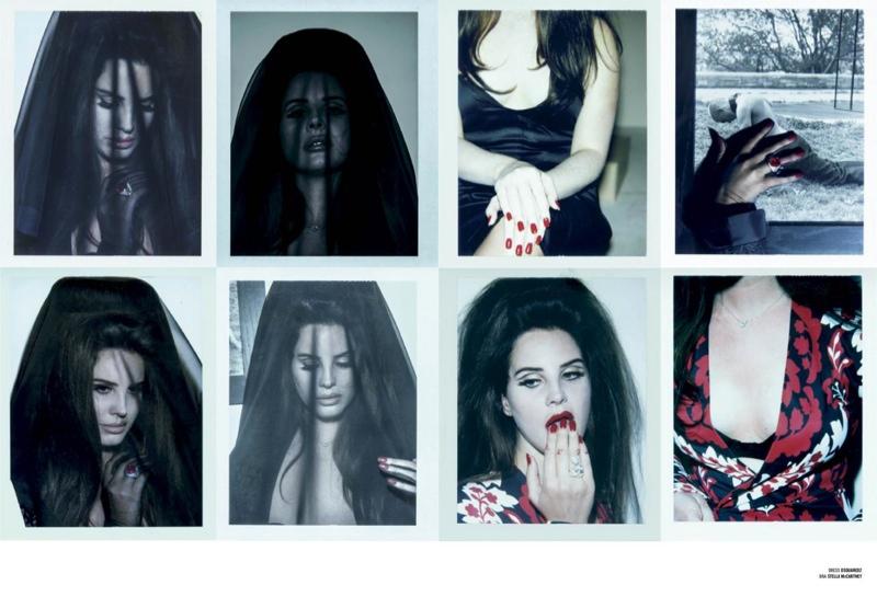 Lana Del Rey Poses for V Magazine, Clarifies Feminism Comments