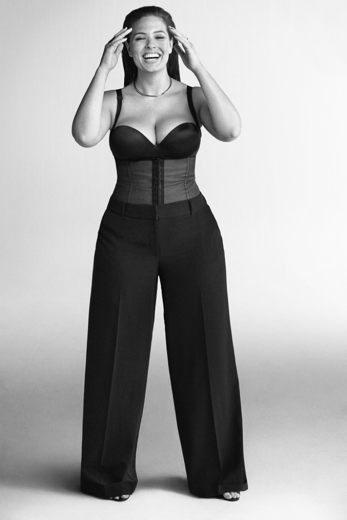 Ashley Graham for Lane Bryant