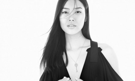 Liu Wen stars in Tiffany & Co. Keys campaign