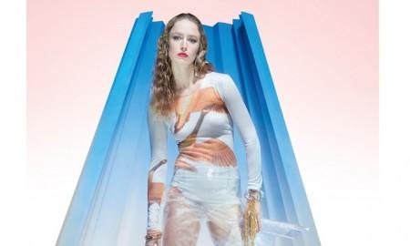 Raquel Zimmermann stars in Loewe spring-summer 2016 campaign