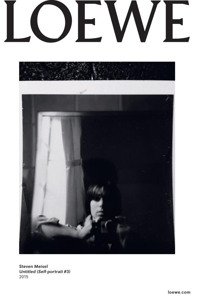 Self-portrait of Steven Meisel