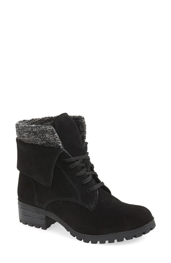 Lucky Brand Lace-up Bootie available for $128.95