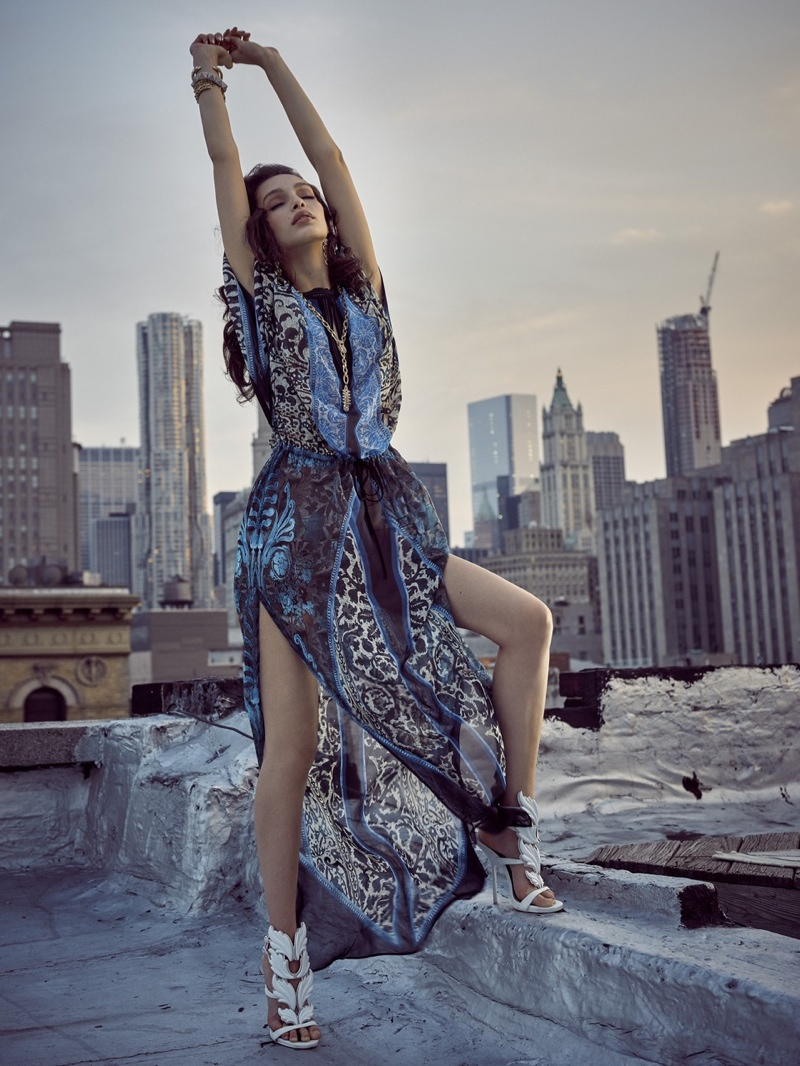 Luma Grothe Stars in L'Officiel Thailand Cover Story by Paul de Luna