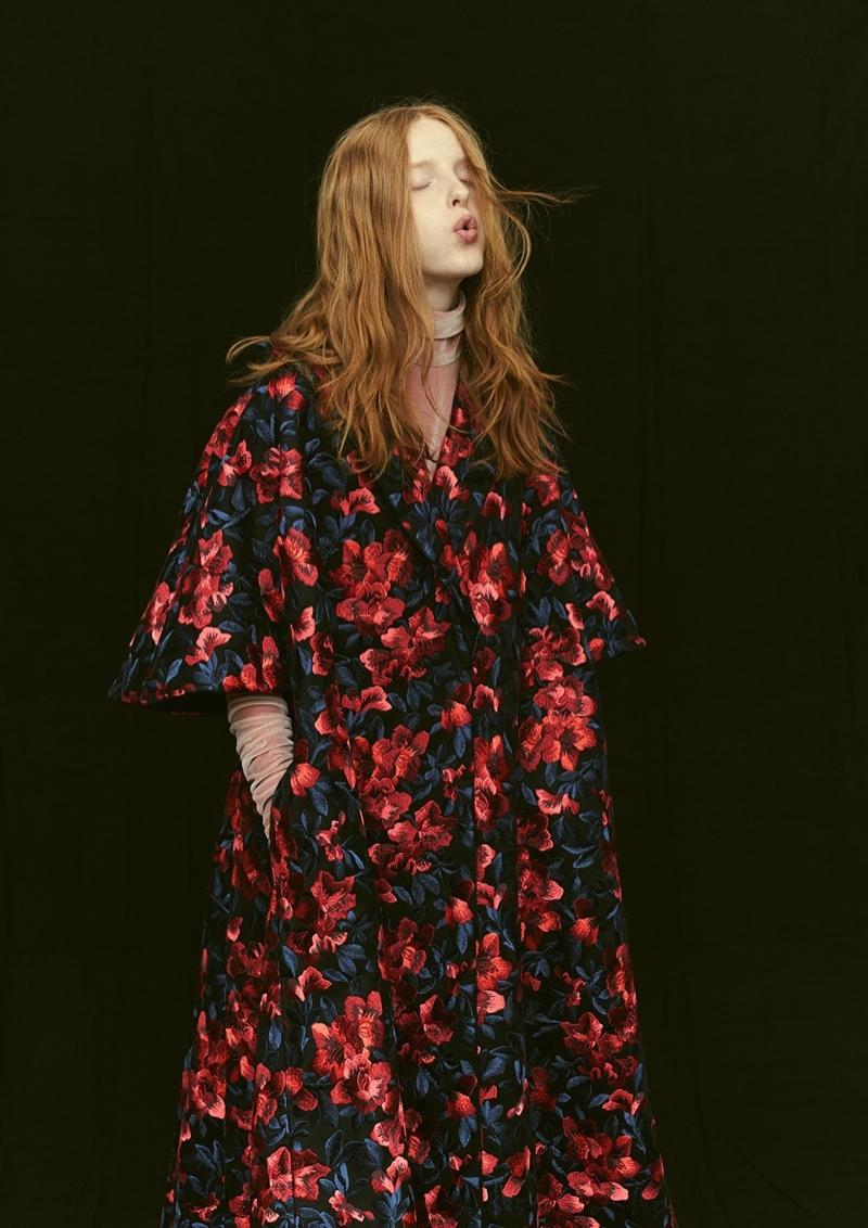 Madison Stubbington is 'The Ingénue' in Nicolas Kantor Shoot
