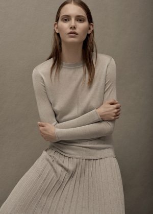 Mango Takes On the Neutral Trend for Premium Collection