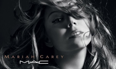 Mariah Carey for MAC Cosmetics