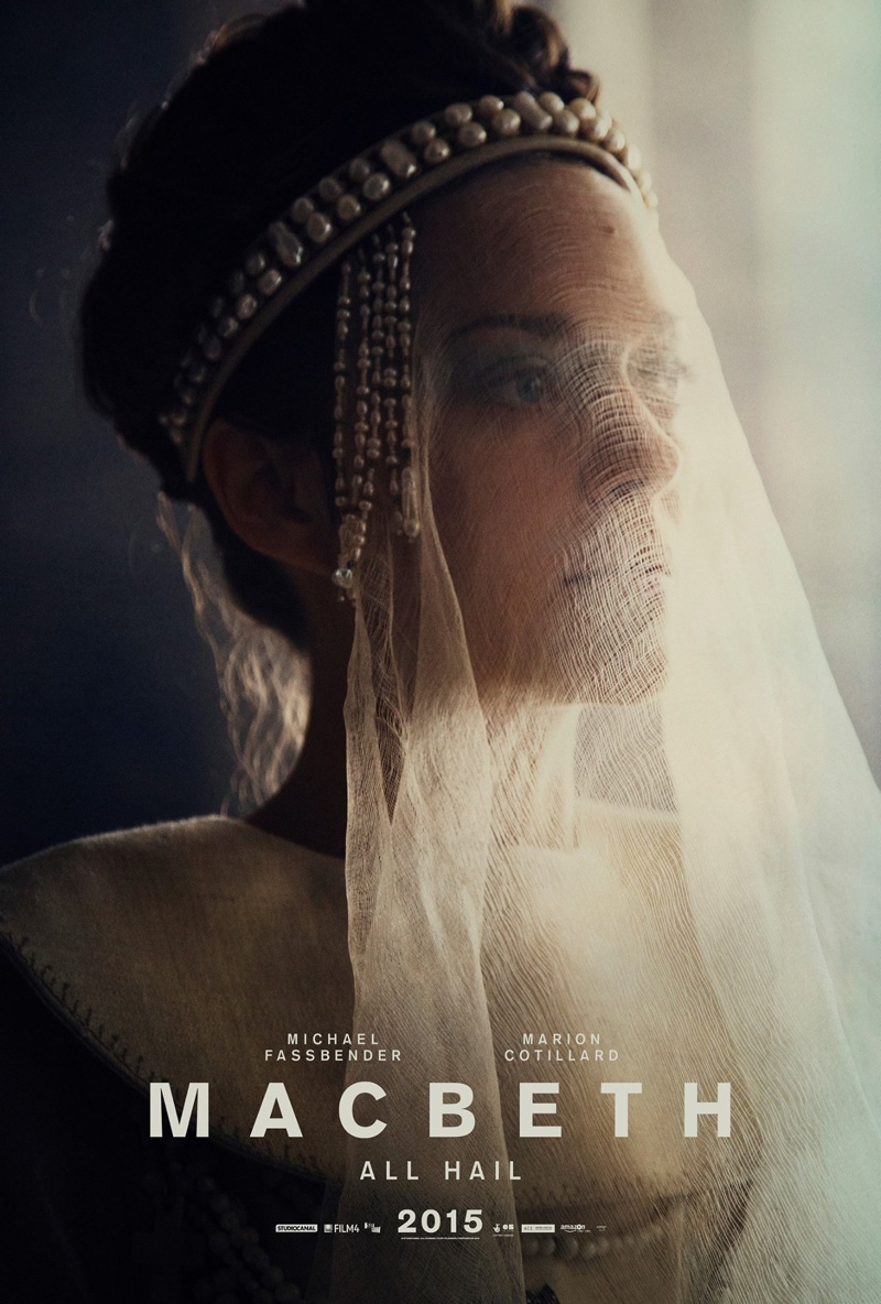 Marion Cotillard Stars on 'Macbeth' Posters