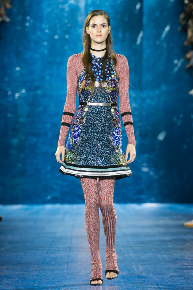 Mary Katrantzou Spring 2016 | London Fashion Week